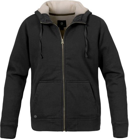 Men's Sherpa Fleece Hoody