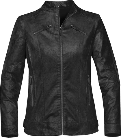 Women's Rogue Leather Jacket