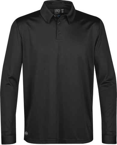 Men's Aurora H2X-Dry L/S Polo