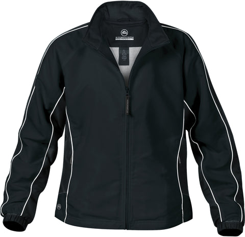 Men's Jacquard Track Jacket