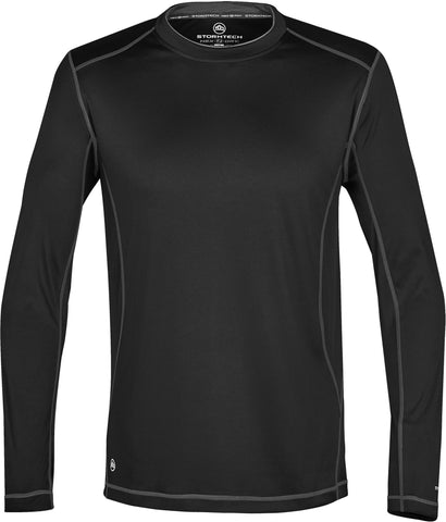 Men's H2X-Dry Hybrid L/S Performance Tee