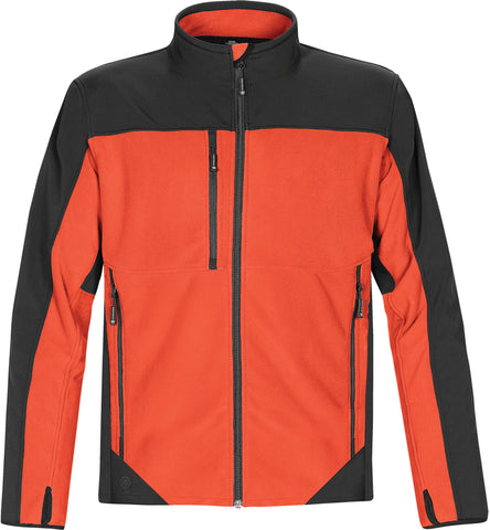 Women's Hybrid Fleece Softshell