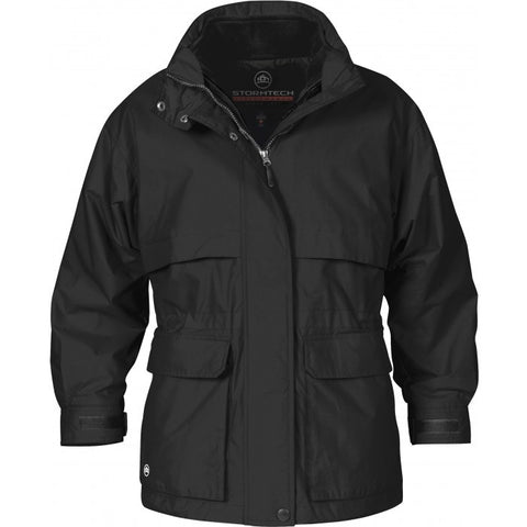 Women's Explorer 3-in-1 Parka