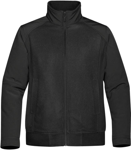 Youth Barrier Wool  Club Jacket