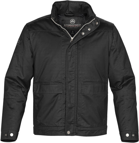 Men's Outback Waxed Twill Jacket