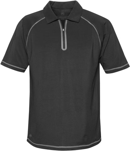 Men's Laser Technical Polo