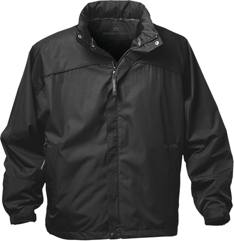 Men's Fleet Ripstop Rain Shell
