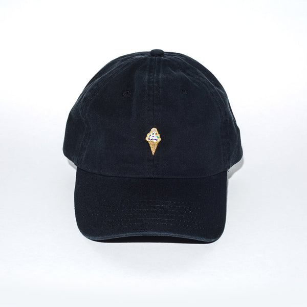 Ice Cream Cone Dad Hat - TasteToronto Corner Store