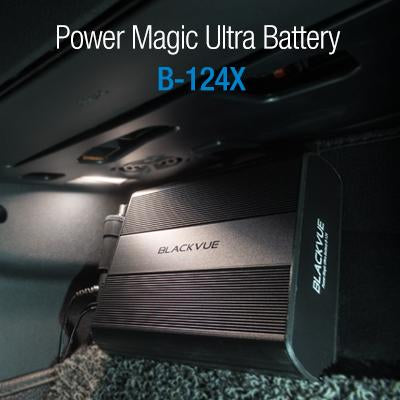 BlackVue Power Magic Battery B-124X
