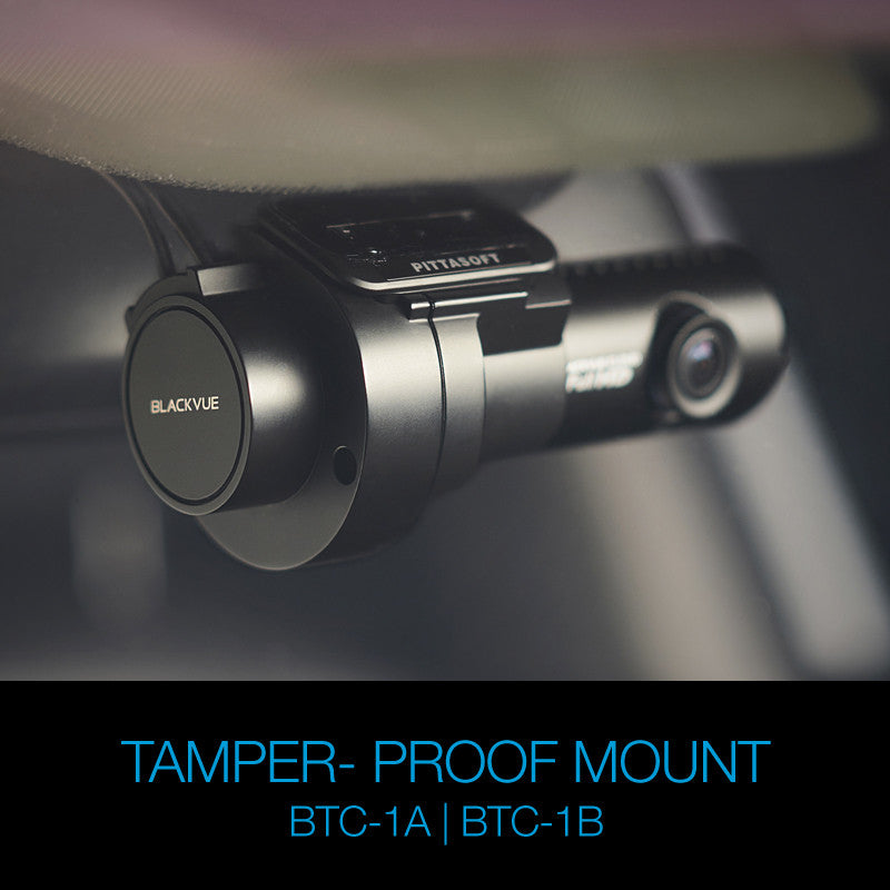 Tamper-Proof Mount