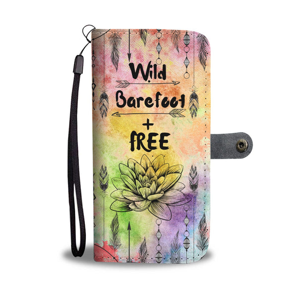 Wild+FREE Rainbow Wallet Phone Case