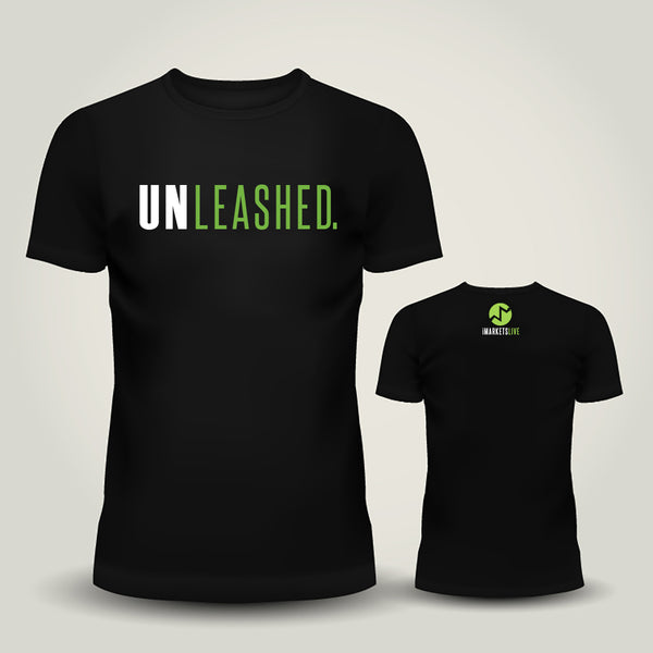 IML Gear - Men's Black Classic Tee - UNLEASHED