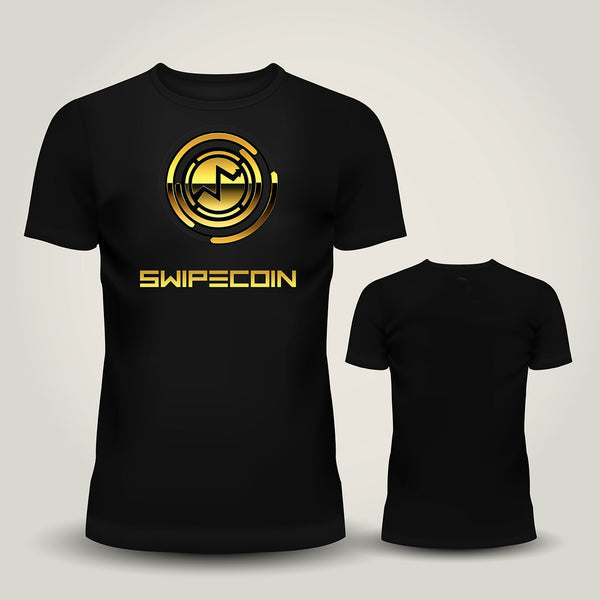 IML Gear - Men's Black Classic Tee - SwipeCoin