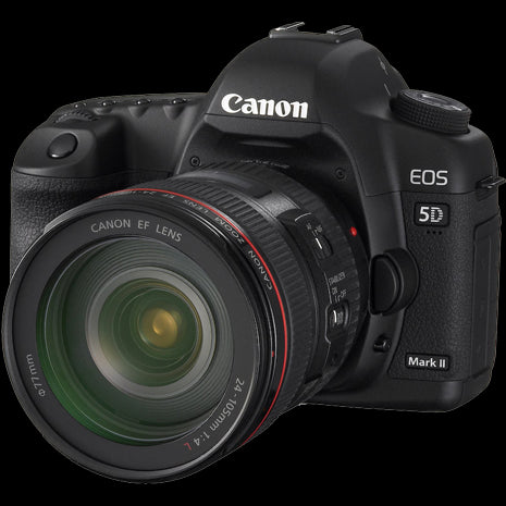 DSLR Camera with Lense