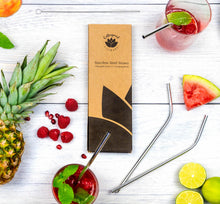 Reusable Straws + Case Bundle