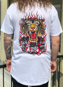 Tiger White LONG T