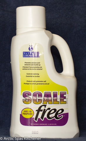 Natural Chemistry Scale Free 2L