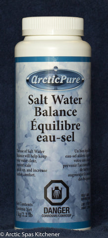 Arctic Pure Salt Water Balance - 2 sizes available