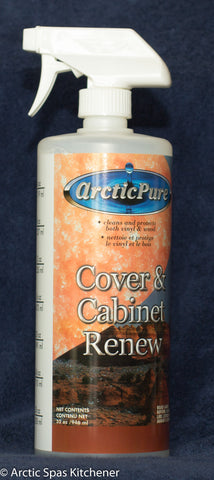 Arctic Pure Cover & Cabinet Renew