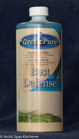 Arctic Pure Best Defense