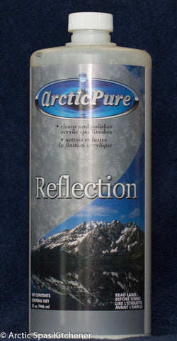 Arctic Pure Reflection