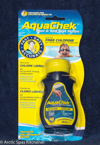 AquaChek Yellow Chlorine
