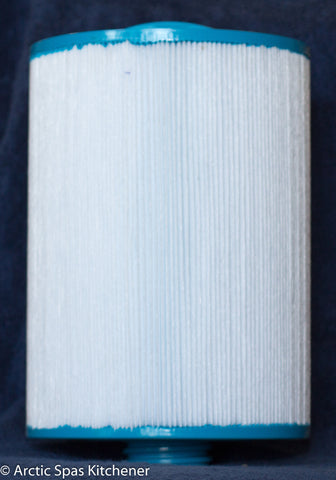 Filter Pleated, medium (thread-in)