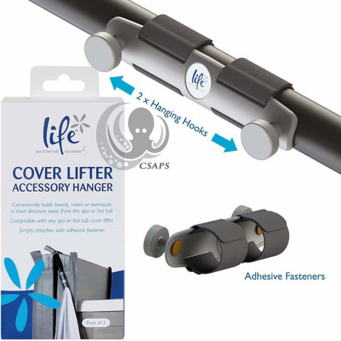 Cover Lifter Accessory Hanger