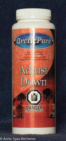 Arctic Pure Adjust Down - 2 sizes available