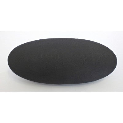 Pillow Coyote Oval Black