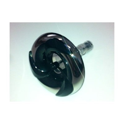 "Jet 3"" Pepper leaf Threaded"