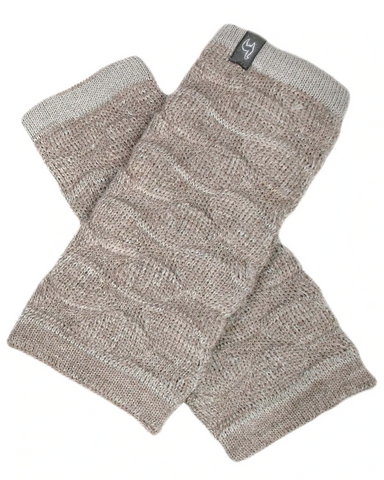 Alpaca Gloves- Ripple