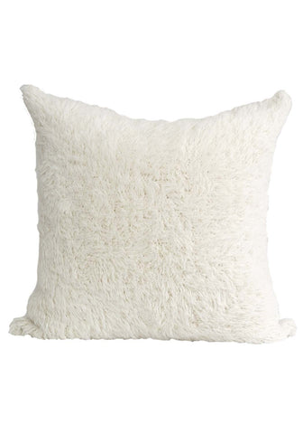 Alpaca Pillow Ivory