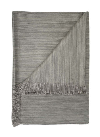 Alpaca Throw- Driftwood