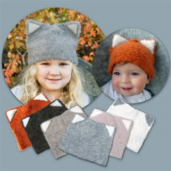 Kid's Fox Hat