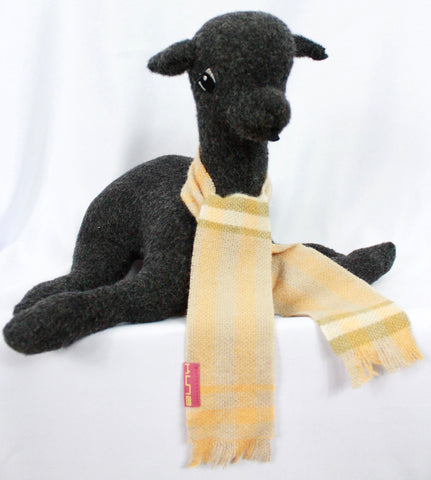 Alpaquita Toy with Scarf