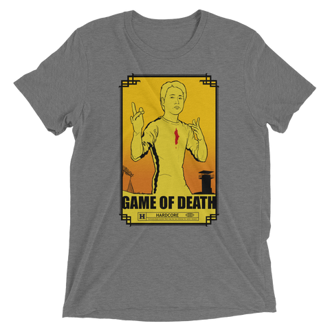 GAME OF DEATH - UNISEX short sleeve premium t-shirt