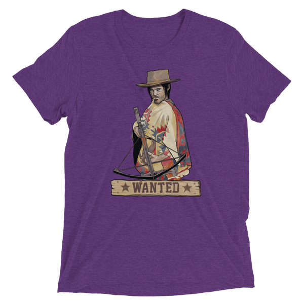 WANTED -  UNISEX Short sleeve premium t-shirt