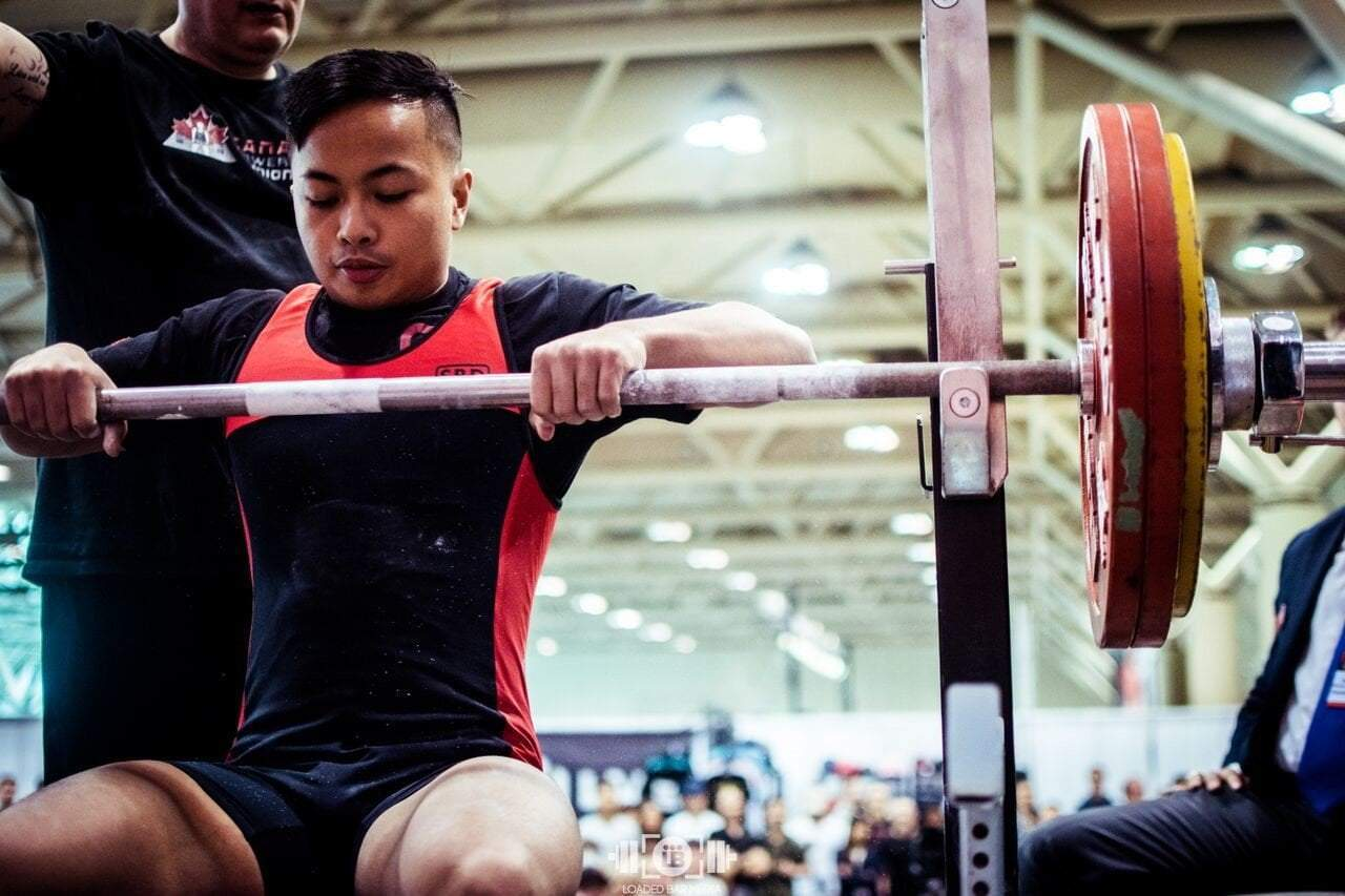 3...2...1...UP! A technical breakdown of the bench press hand-off in powerlifting.