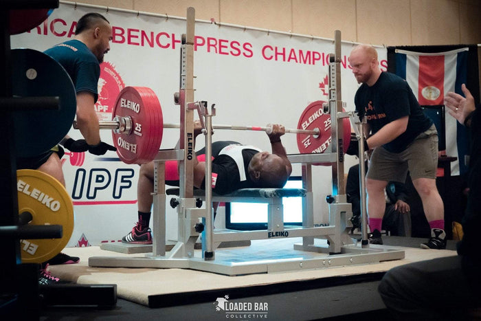 Flat Back Bench Press
