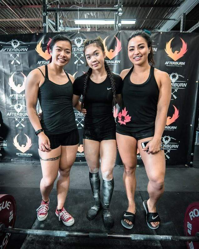The Women of Powerlifting: Afterburn Barbell