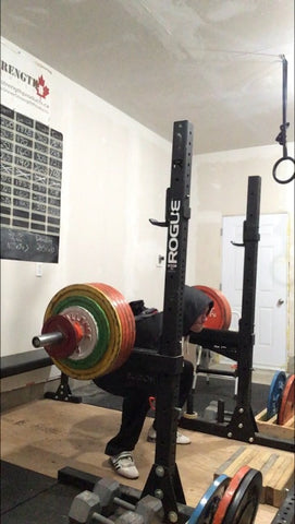 Powerlifting at Home