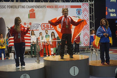 Powerlifting Championship - Top 3