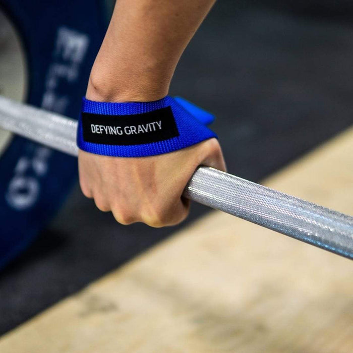 Defying Gravity Barbell Lifting Straps Defying Gravity Weightlifting Strap