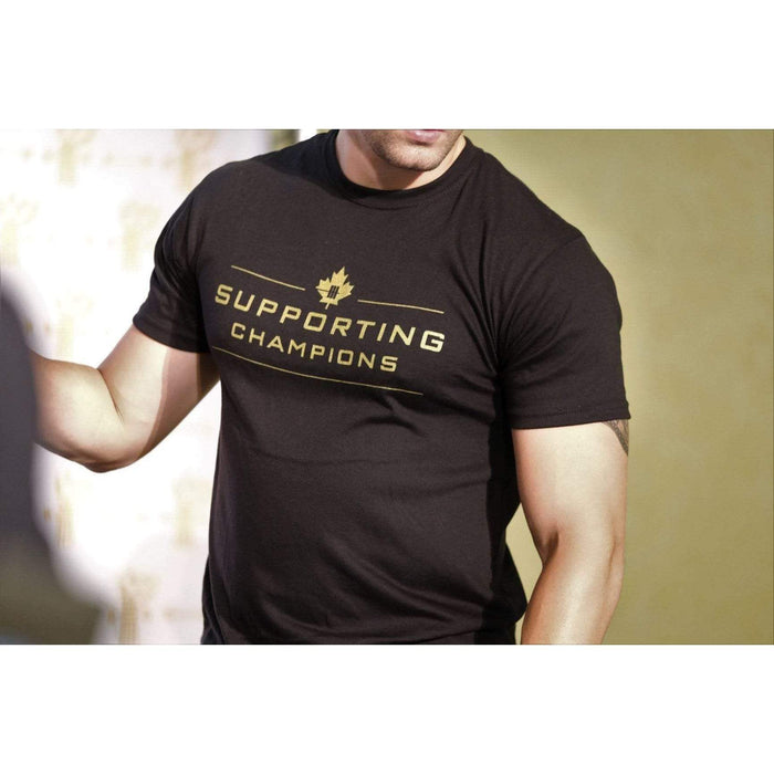 Inner Strength Products Shirts Inner Strength Products - Supporting Champions Tee