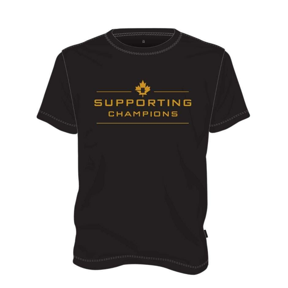 Inner Strength Products Shirts Unisex Small Inner Strength Products - Supporting Champions