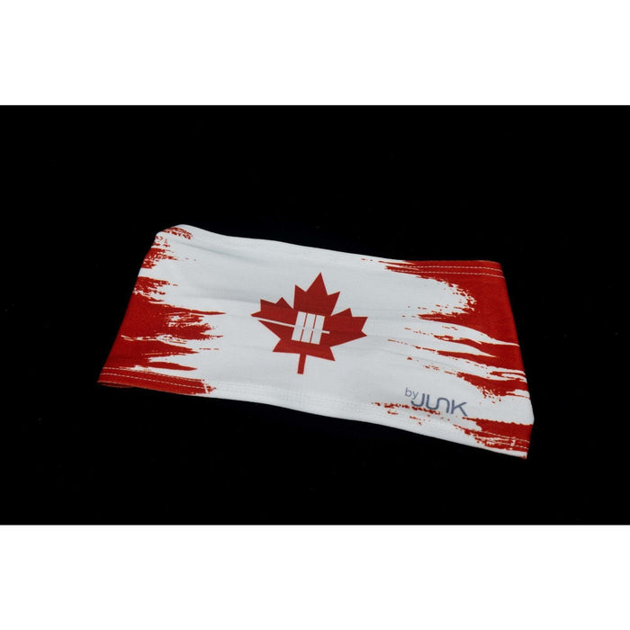 JUNK Brands headband Bold Maple Leaf Headband - Big Bang Lite