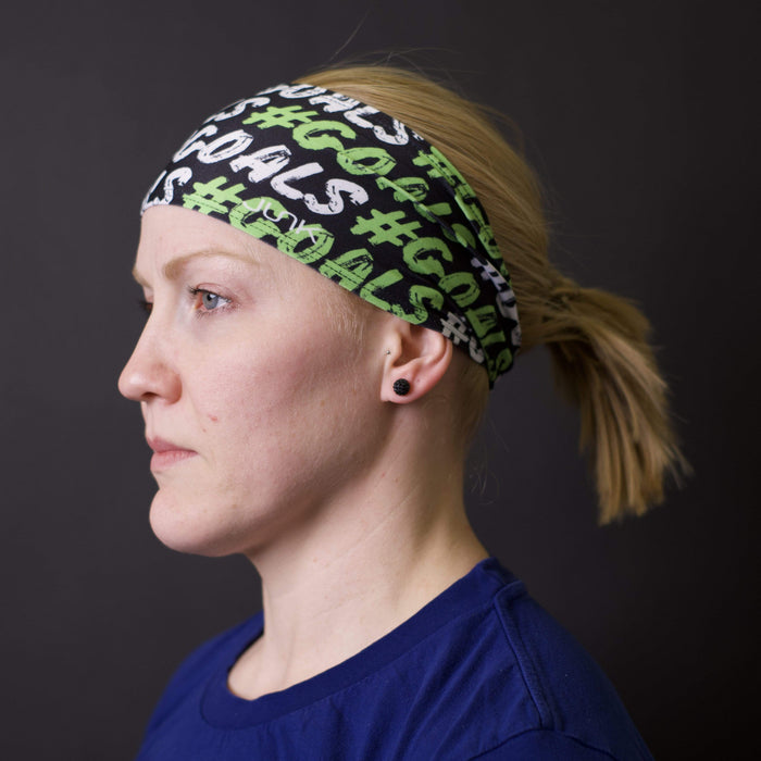 JUNK Brands headband Goals Headband - Big Bang Lite