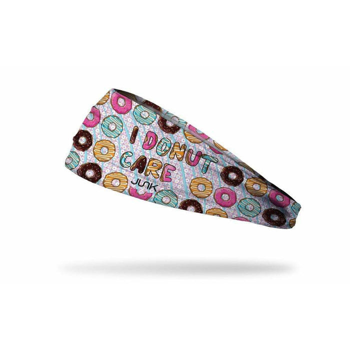 JUNK Brands headband I Donut Care Headband - Big Bang Lite