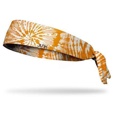Moksha Orange Headband - Flex Tie